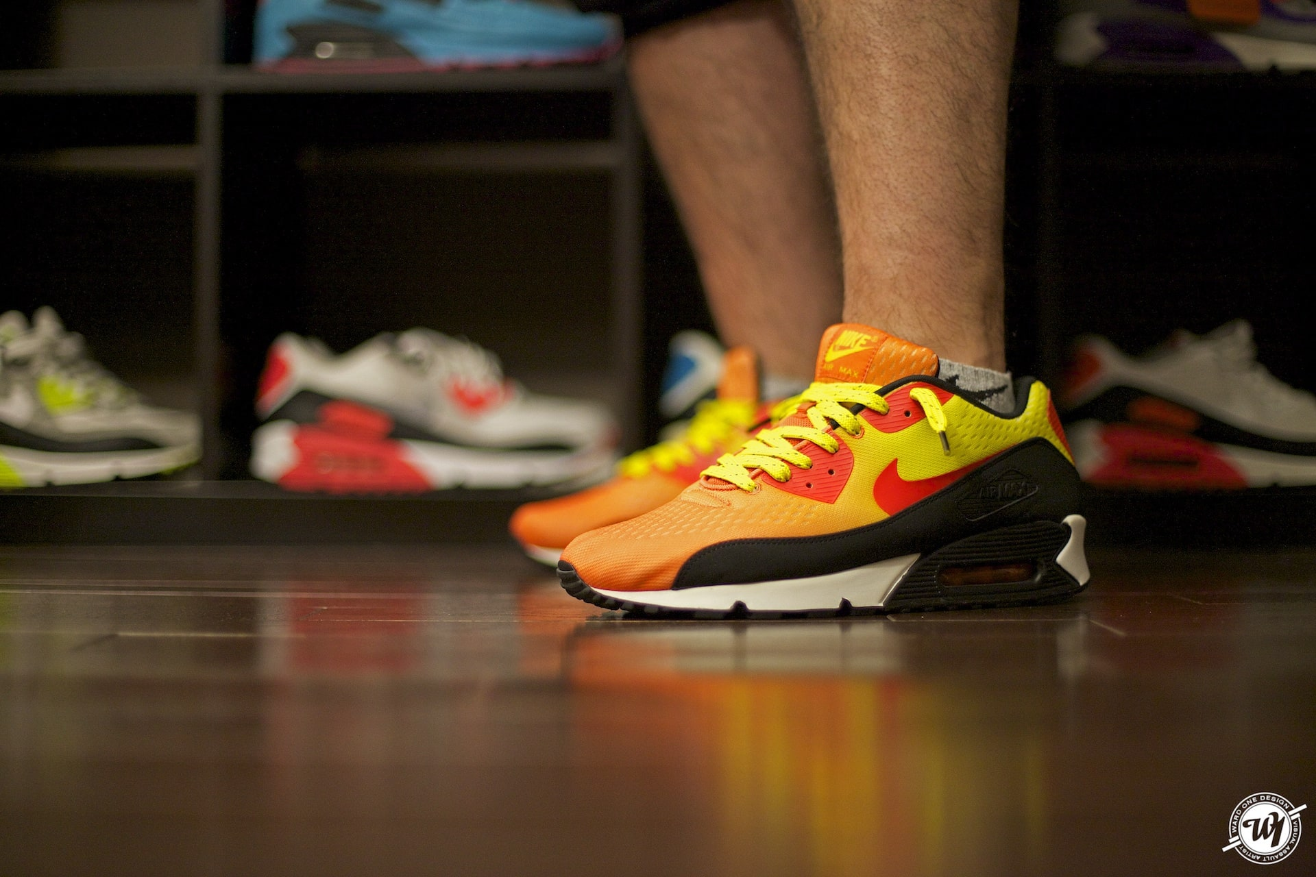 the best attitude bcad7 89354 Nike Air Max 90 EM Sunset Pack