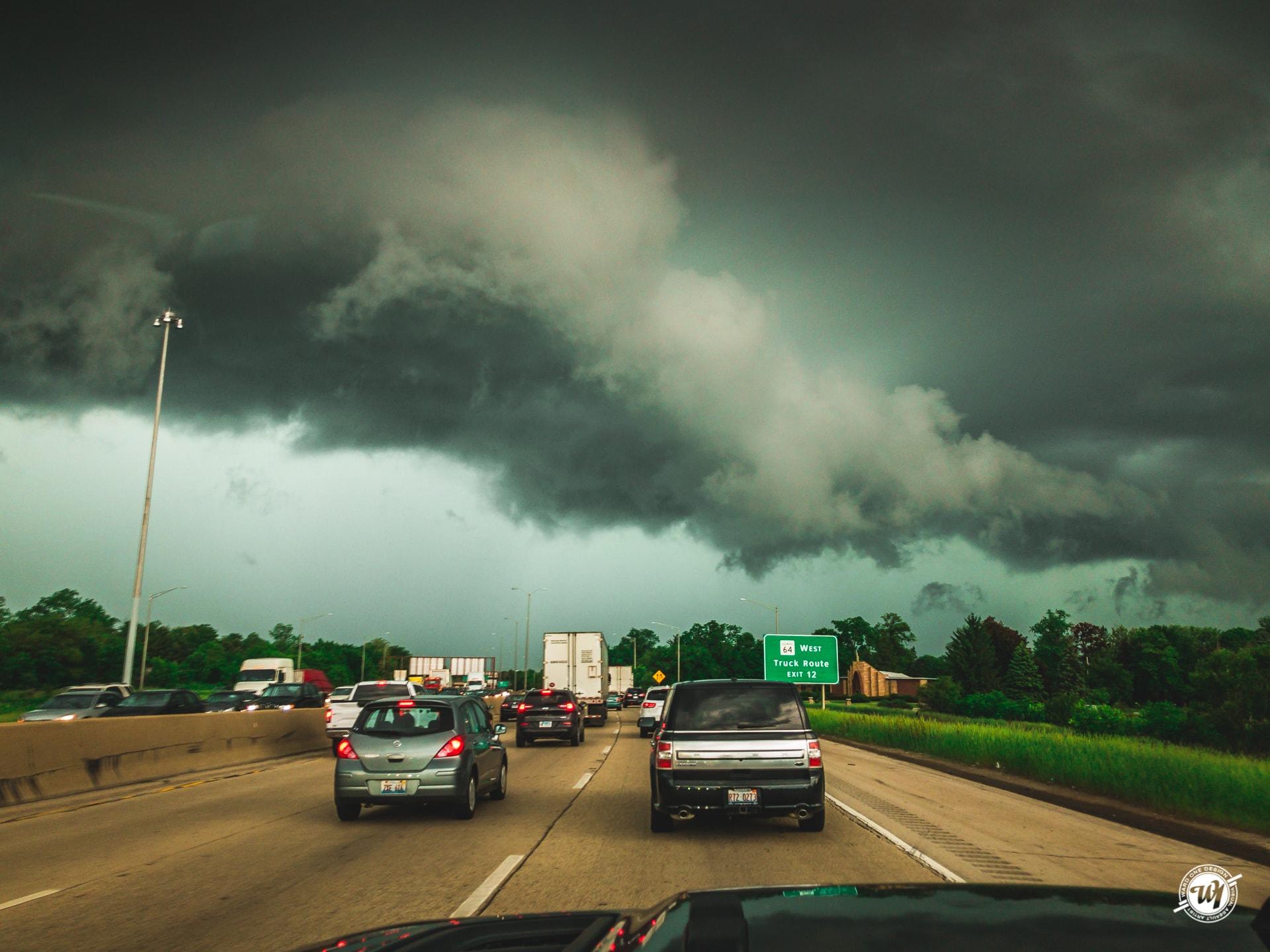 Crazy Storm