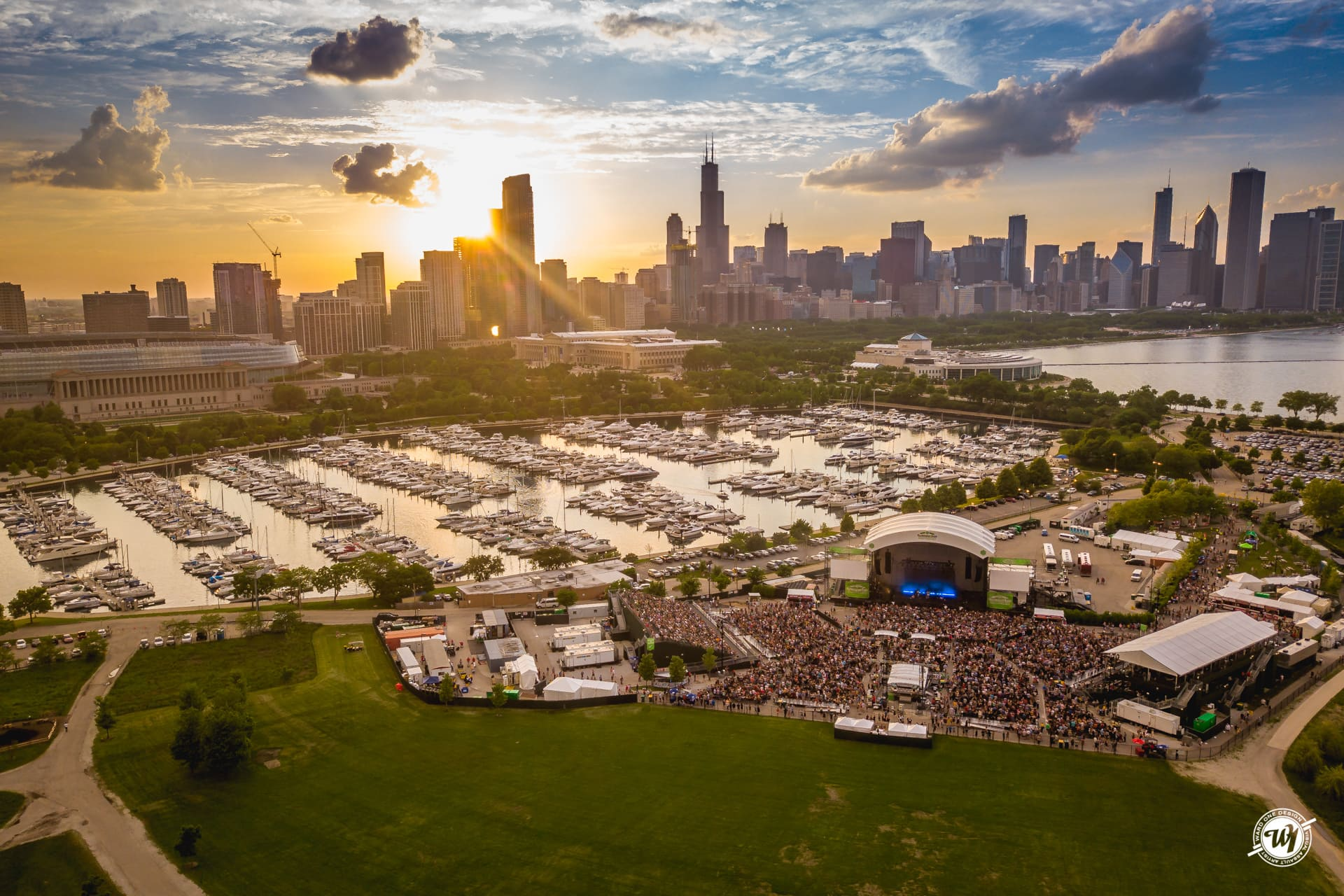 Fabio Viviani at Northerly Island • Live Nation
