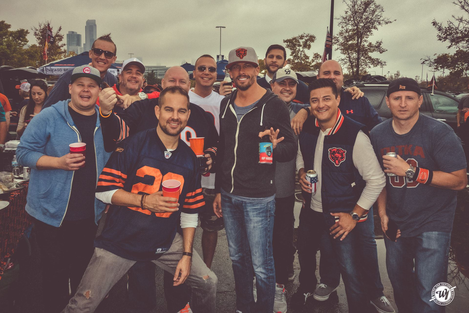 Epic Bears Tailgate • October 16th, 2016 photography Sports