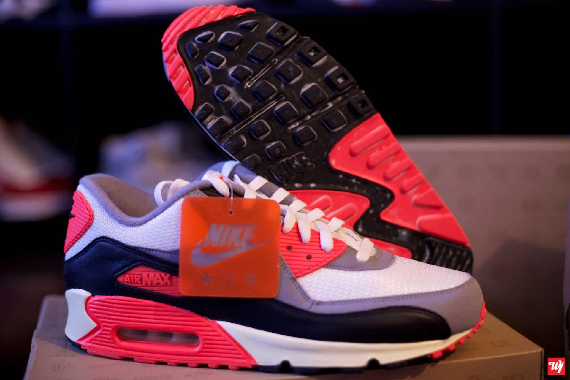 Nike Air Max 90 2013 Infrared VNTG   HYPEBEAST