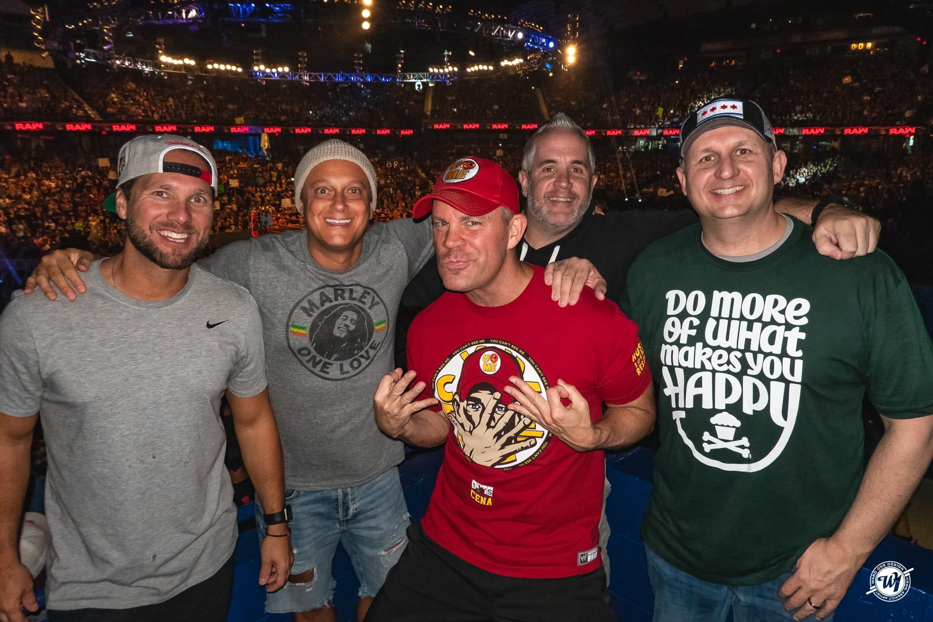 WWE Monday Night Raw • October 8th, 2018 • Chicago
