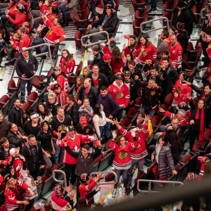 Chicago Blackhawks December 2018