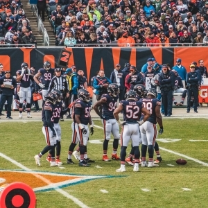 Chicago Bears vs Green Bay Packers 12/16/2018
