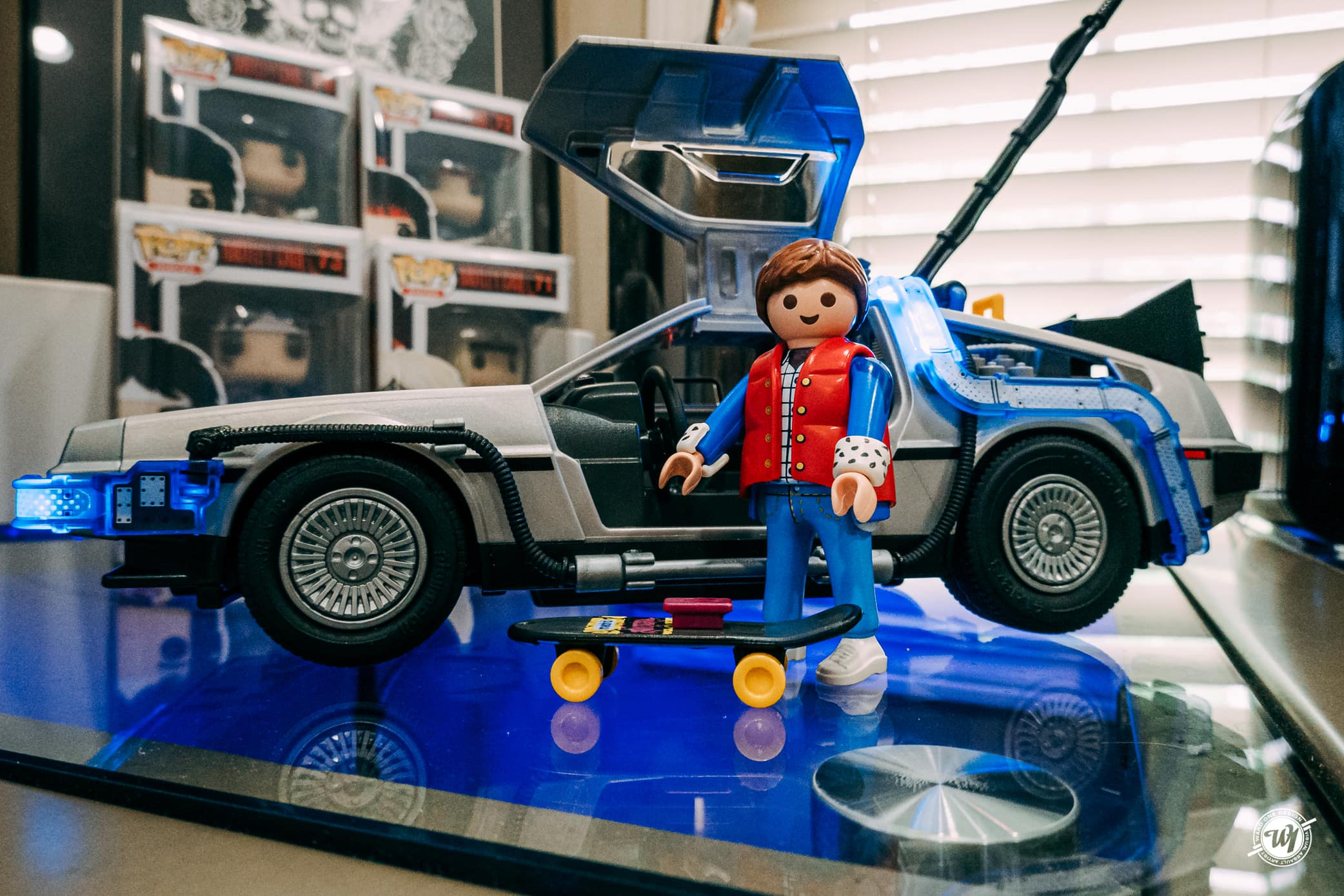 Playmobil • Back to the Future
