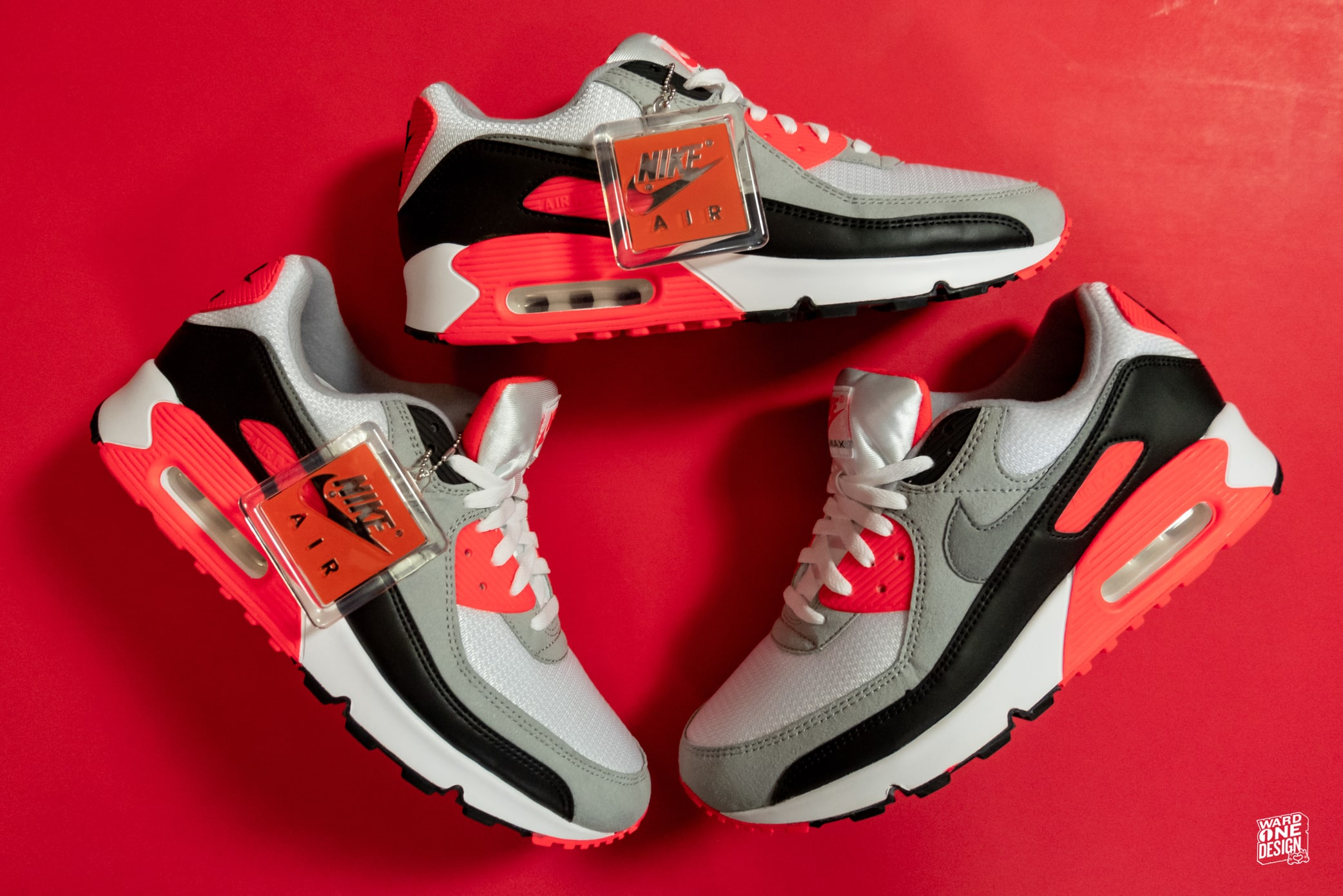 Nike Air Max 3 Radiant Red