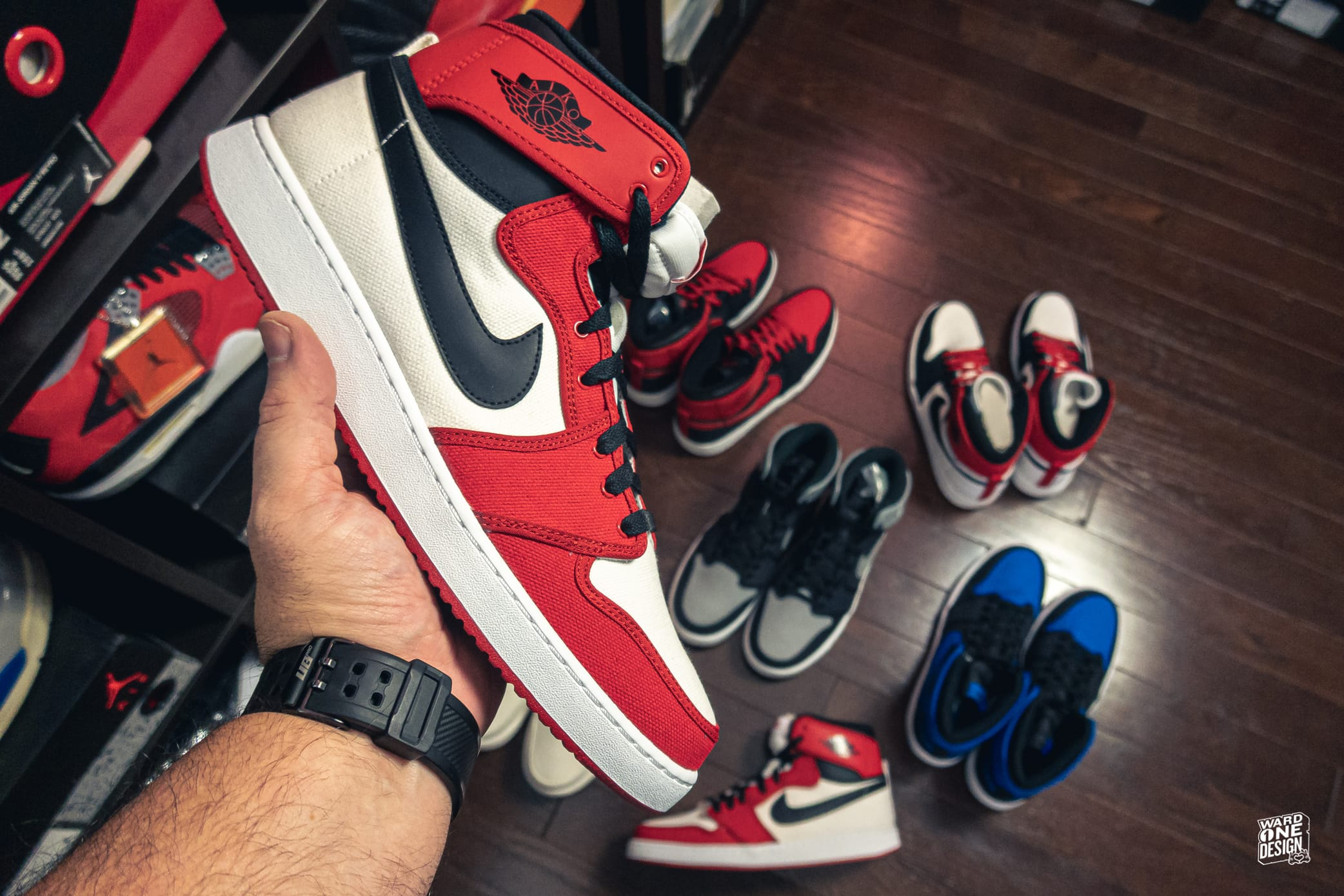 Air Jordan AJKO Collection