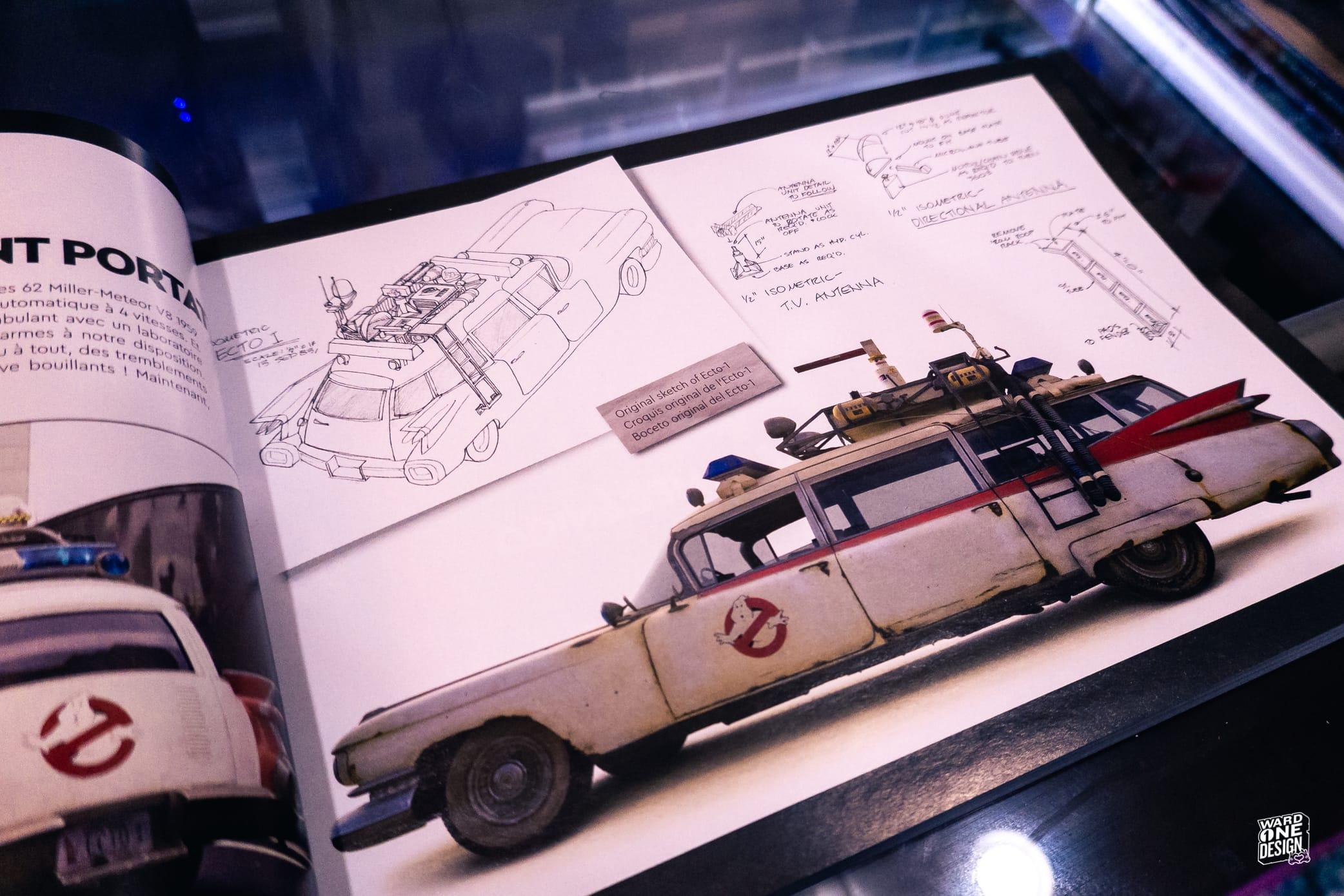 Lego Creator – Ghostbusters ECTO-1