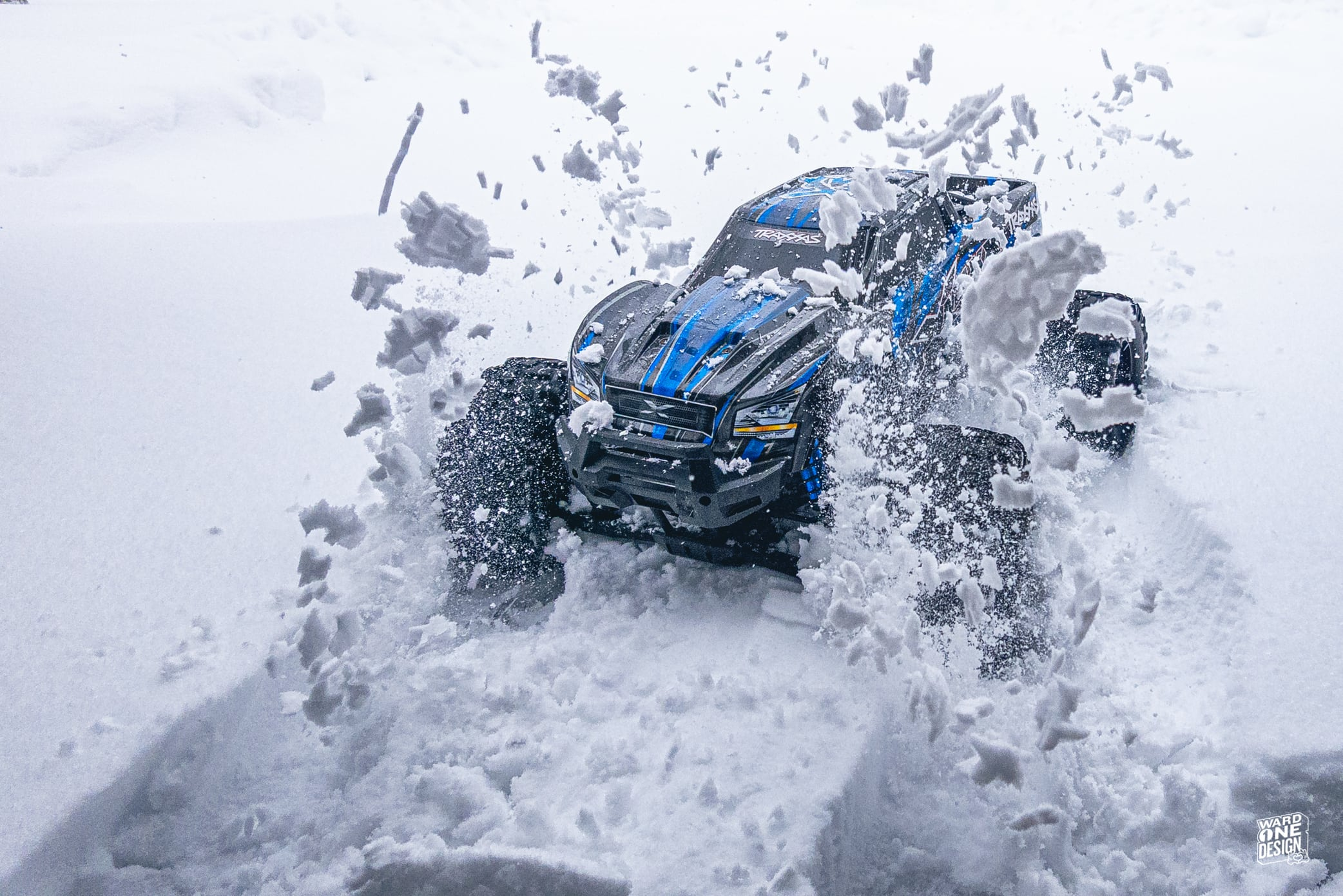 X-maxx Winter 2021