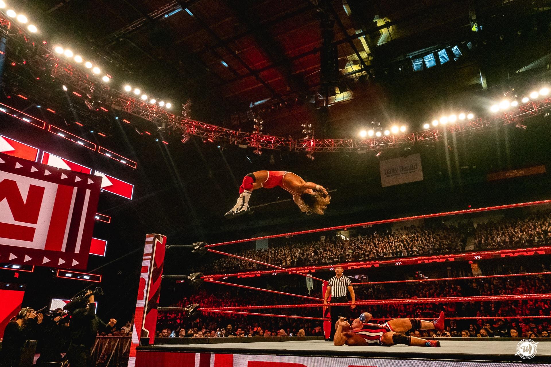WWE Monday Night RAW • Chicago