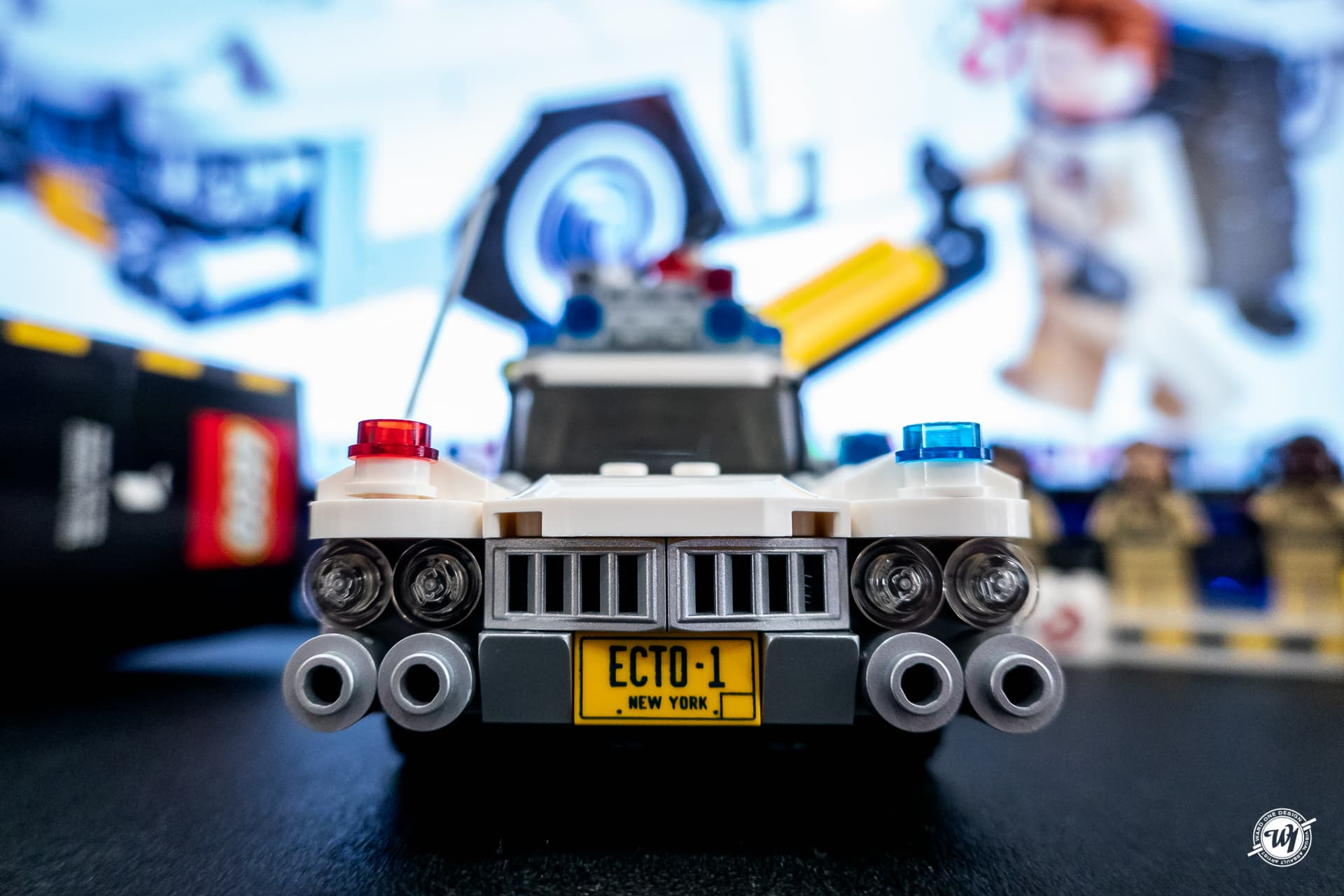 Lego Ghostbusters #21108
