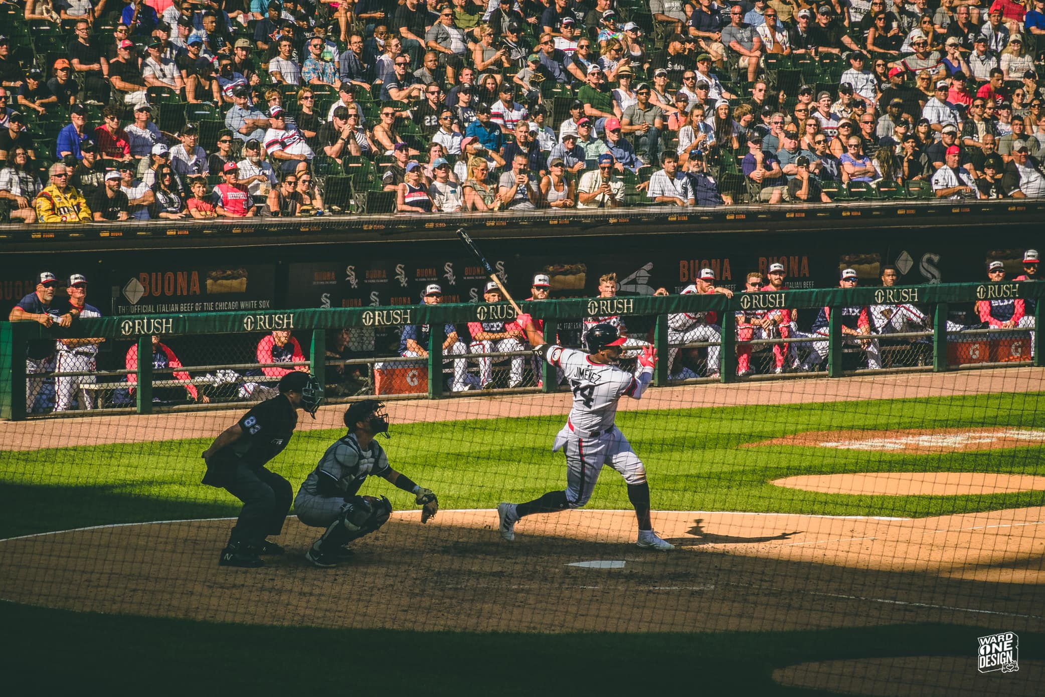 White Sox vs Yankees •August 2021