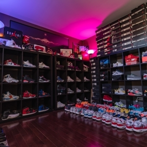 Ward 1 Sneaker Collection • Chicago