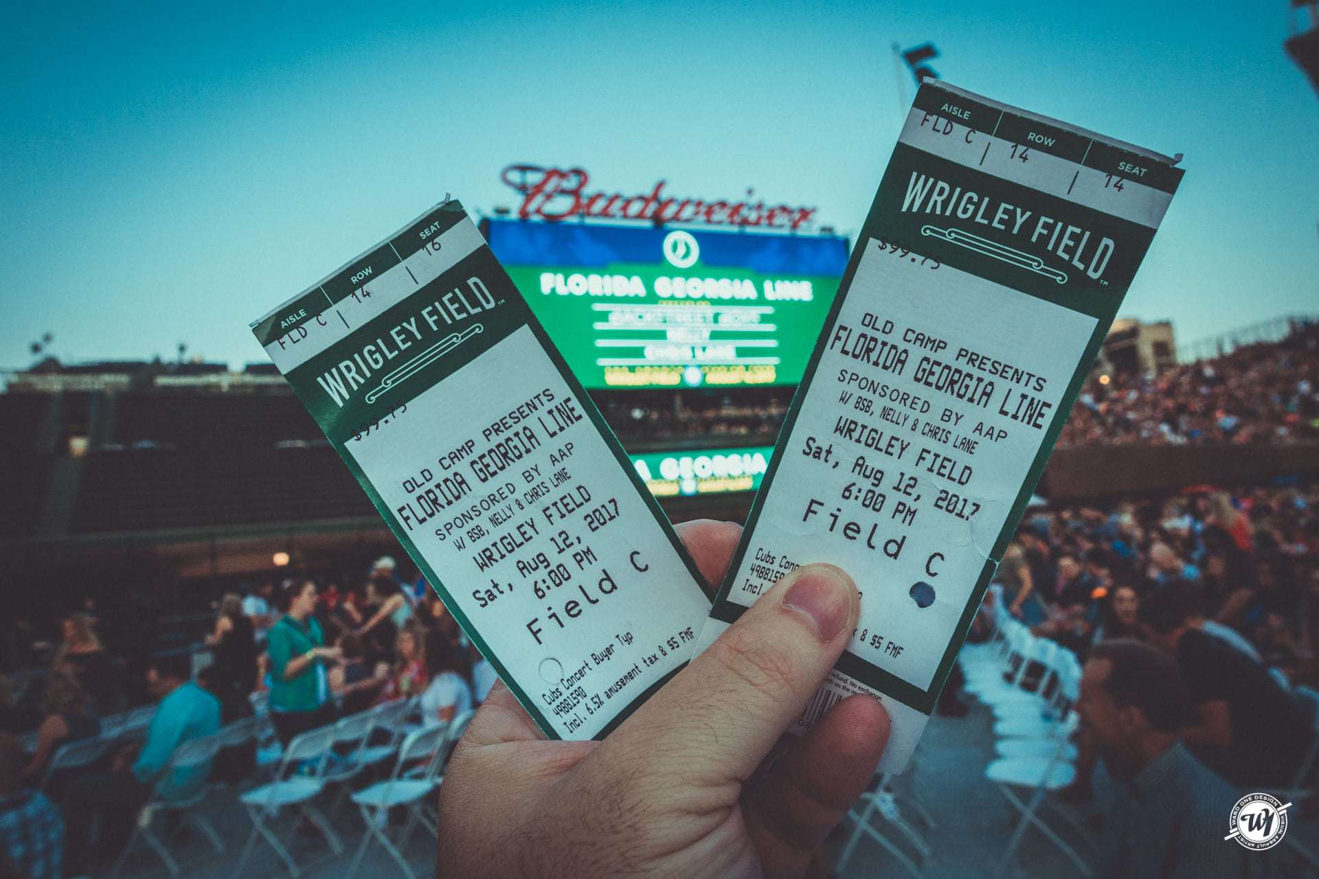 Florida Georgia Line • Backstreet Boys • Nelly - Wrigley Field Concerts