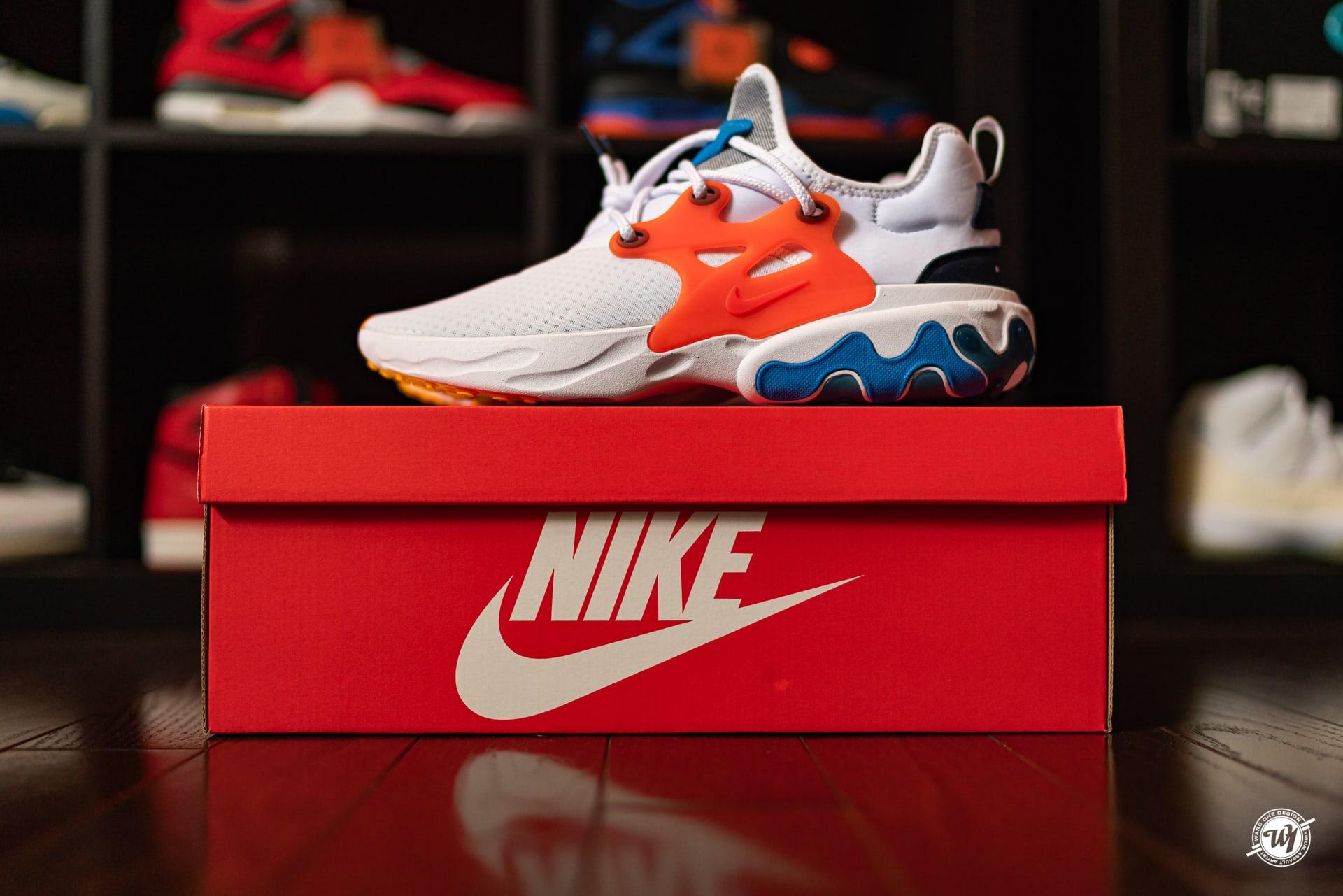 Nike React Presto Breezy Thursday