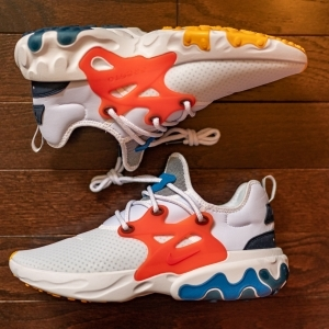 Nike React Presto Breezy Thursday