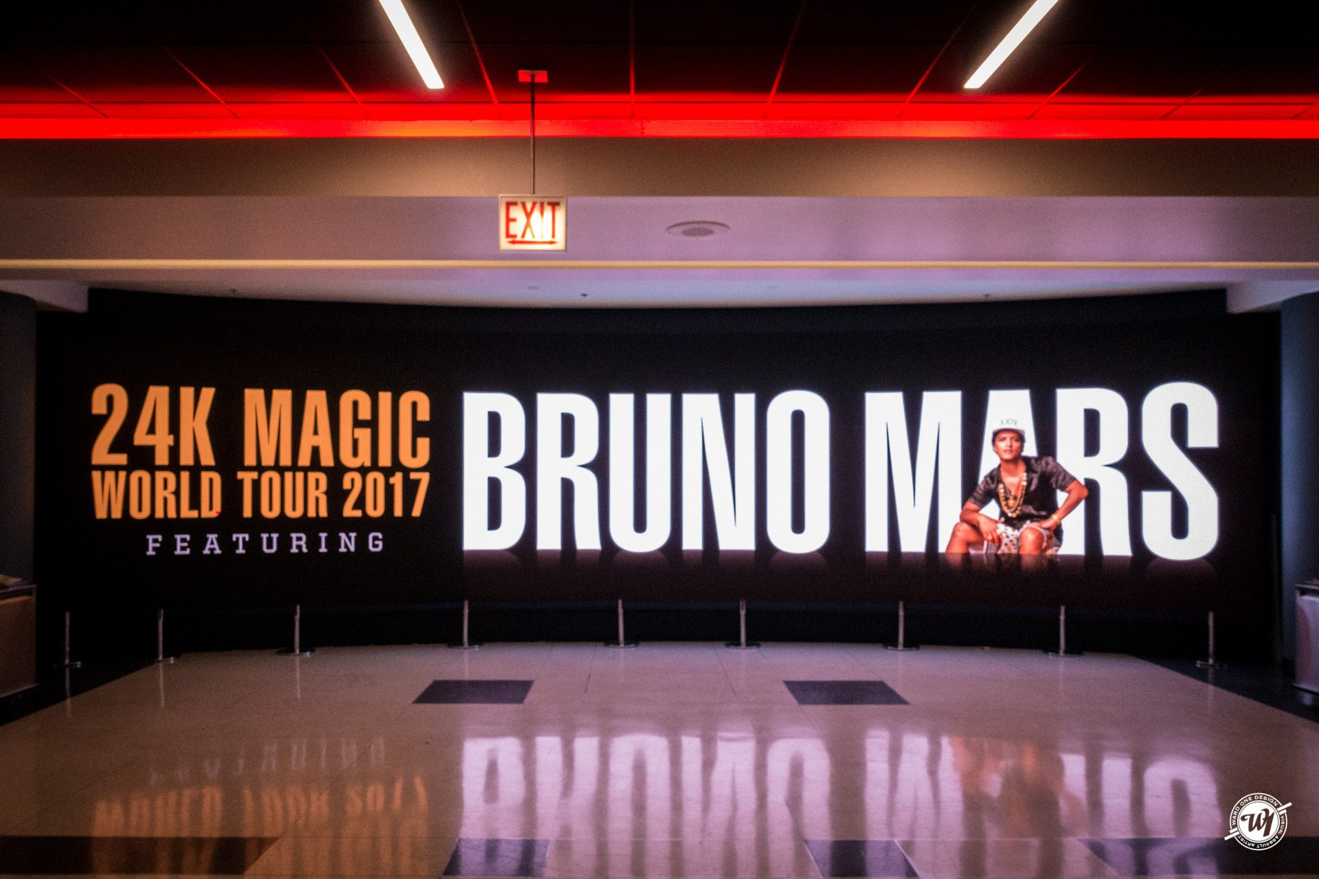 Bruno Mars 24k Magic Tour 2017 Concerts