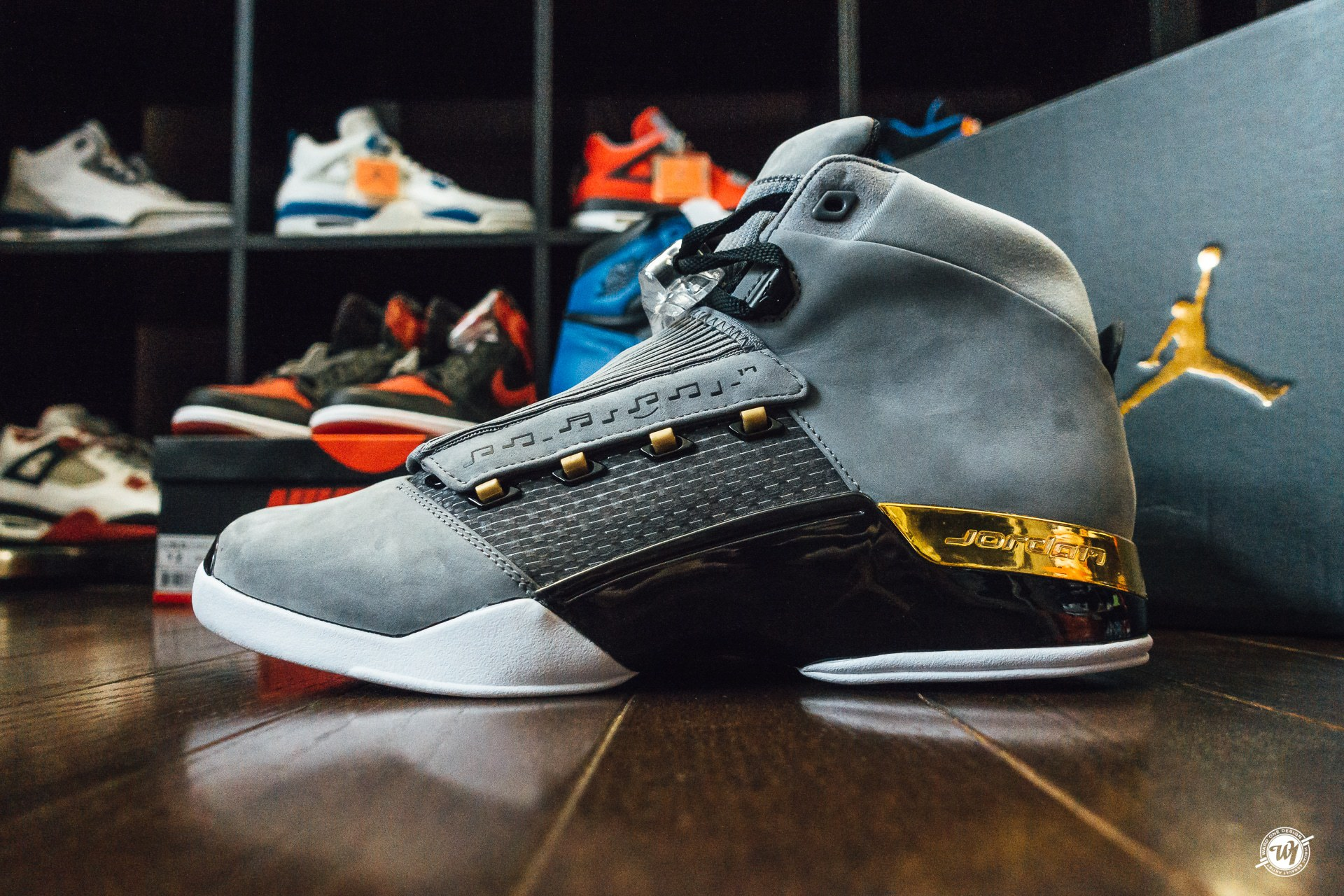 Air Jordan XVII Retro Trophy Room