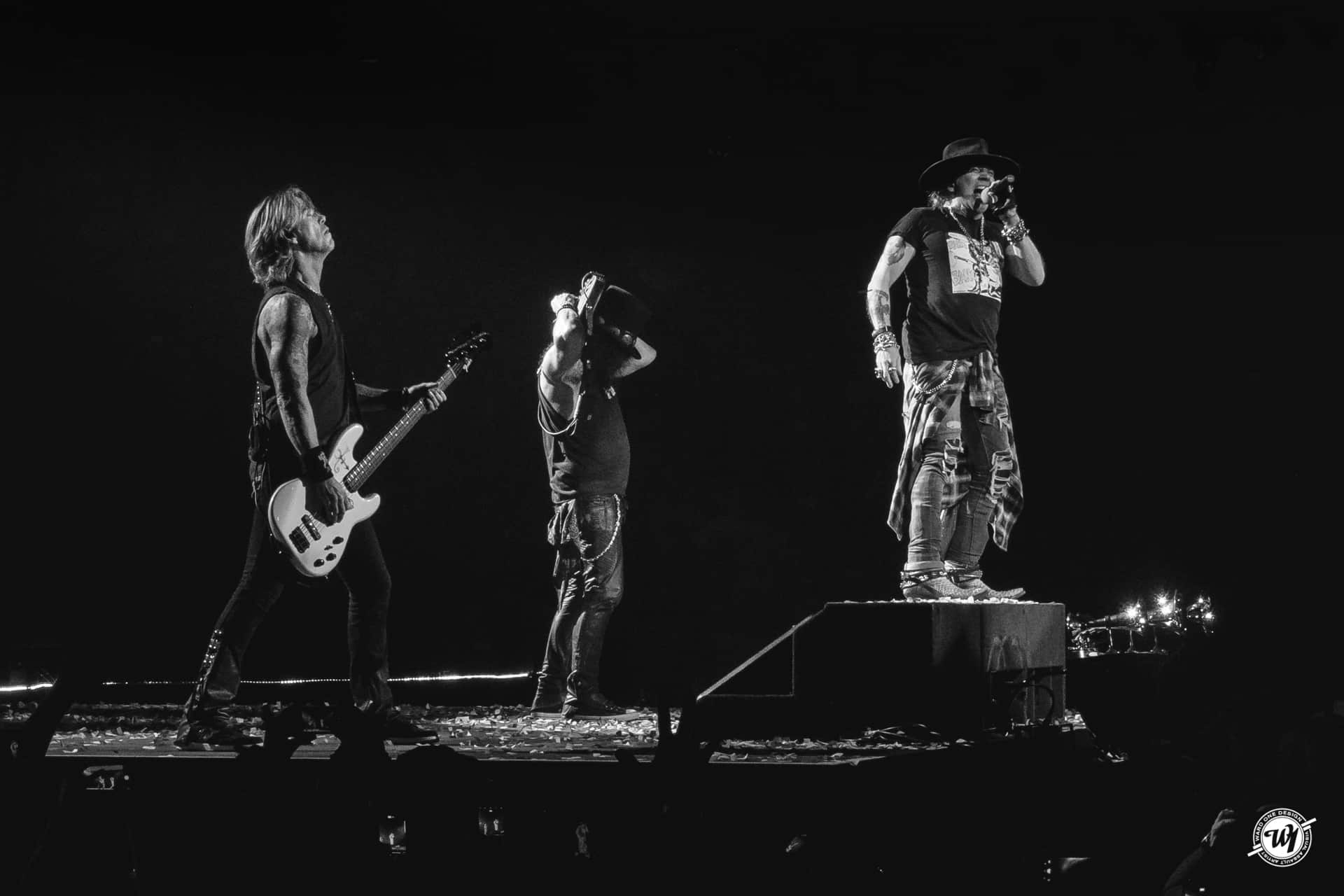 Guns N' Roses 2017 - Chicago Concerts photography