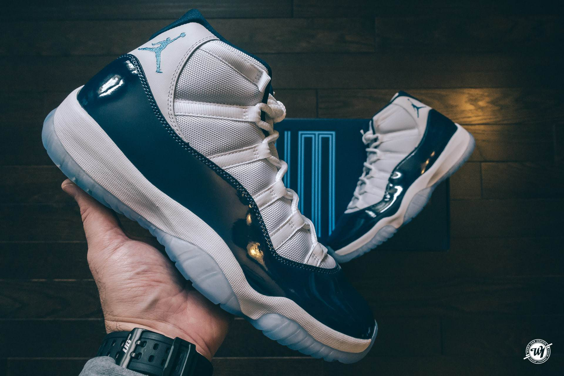 "Air Jordan XI ""Win Like '82"""