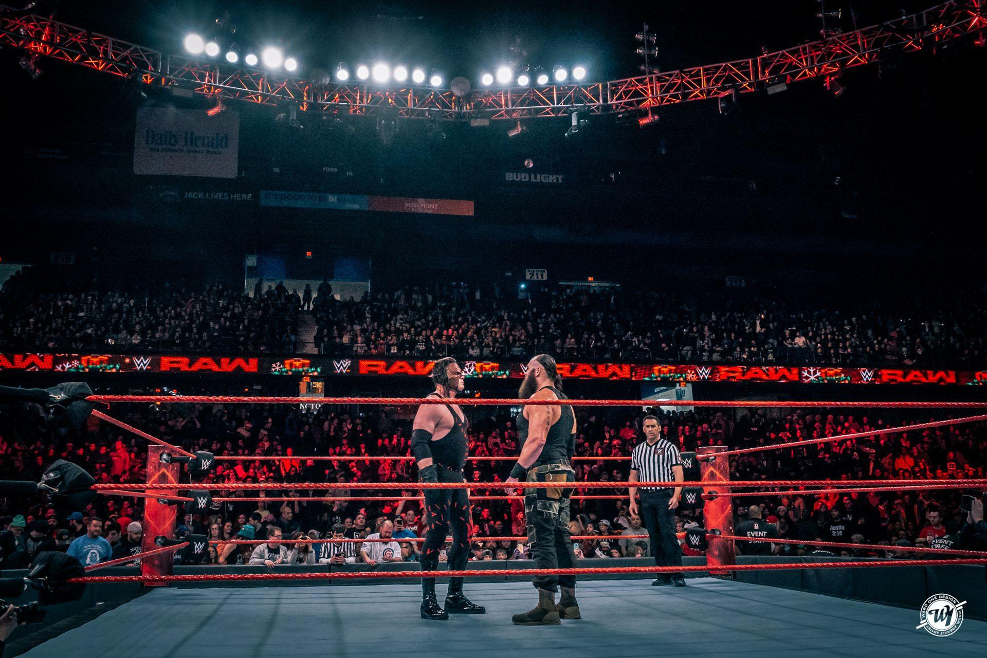 WWE Monday Night RAW • Christmas Night