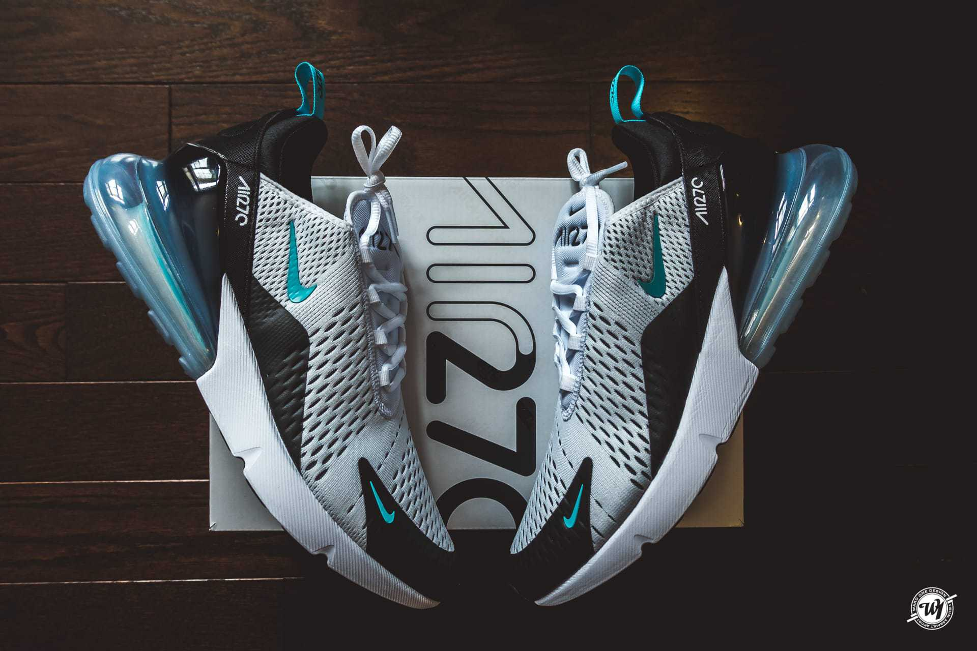 Nike Air Max 270 • Dusty Cactus