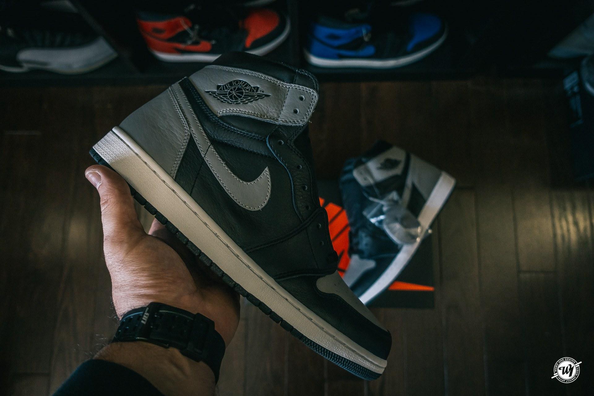 Air Jordan I Shadow